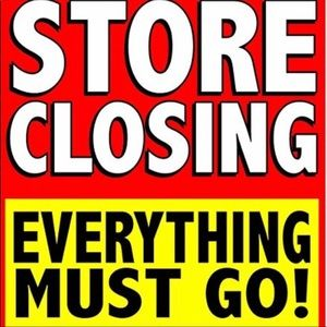 Other - Closet will close Tuesday!!!!!
